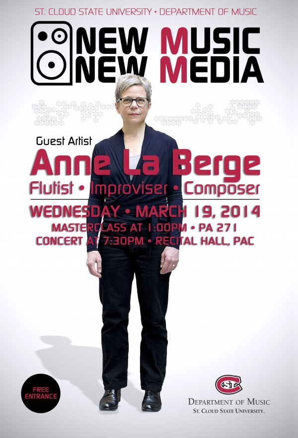 Anna La Berge program