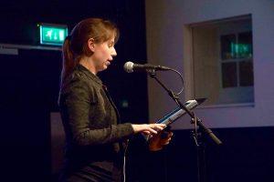 Kate Moore. Keynote speaker.
